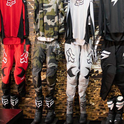 Pantalones para motocross
