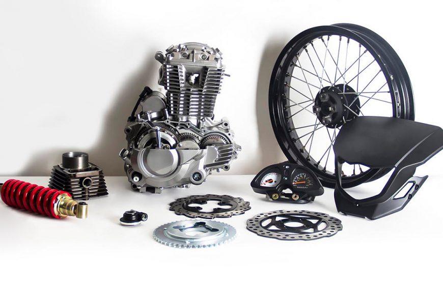 Todo en marcas originales para su moto: Somos JJ Motors