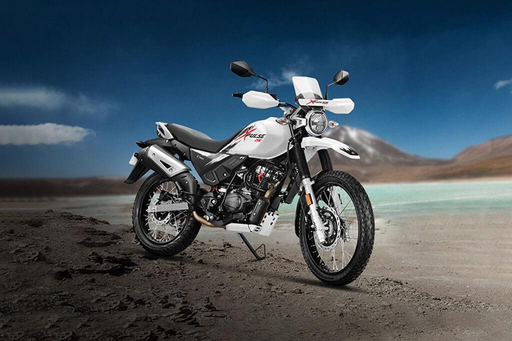 HERO - la única moto en el mundo con 4 años o 40000 kms de garantía