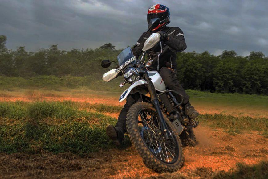 Nueva moto disponible: Hero XPulse 200