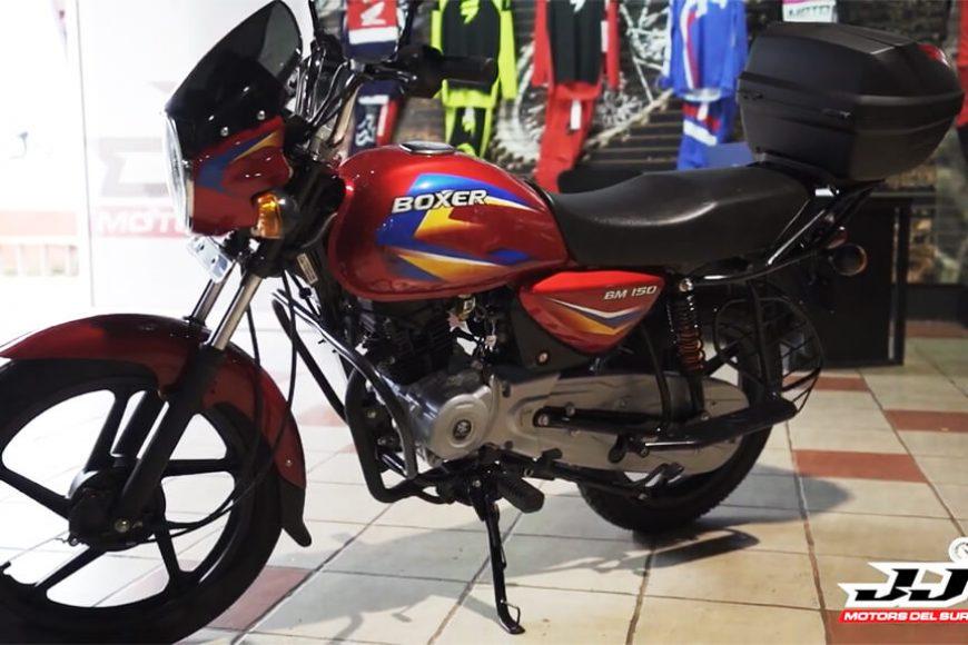 ¿Cuál es la moto ideal para trabajar de repartidor o express?