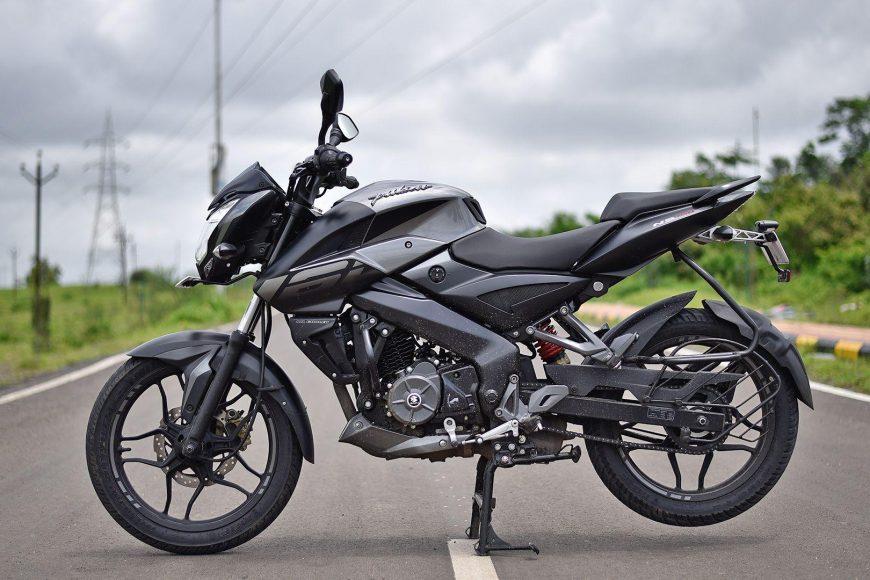 Moto Pulsar NS 160: Una moto que ahorra combustible y es de alta potencia